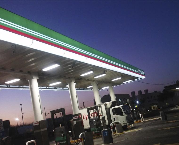 gasolinera 11 min