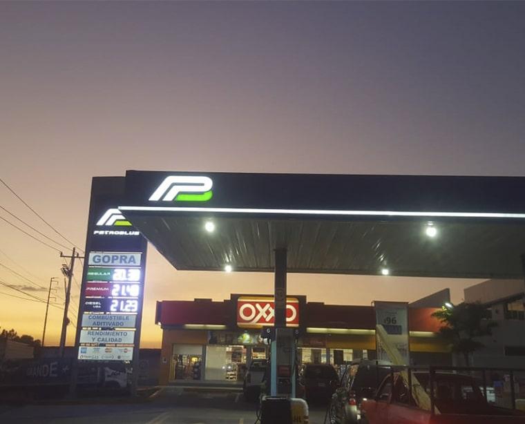 gasolinera 12 min